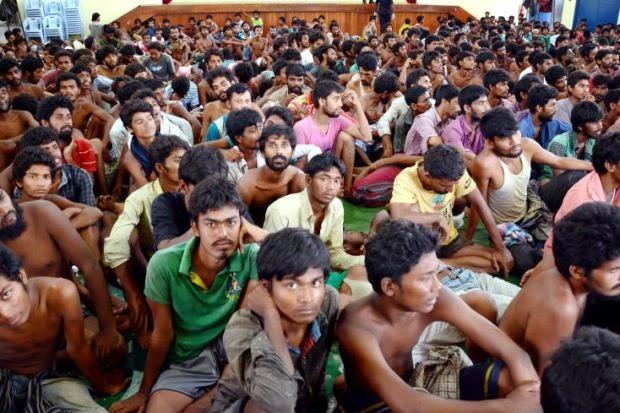 Lebih 1 000 Pati Rohingya Bangladesh Dibuang Di Perairan Langkawi