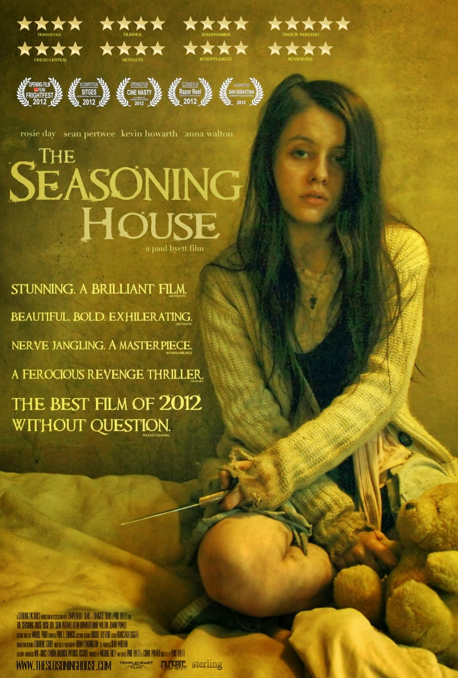 the girl who loves horror: movie review: the seasoning house (2012)