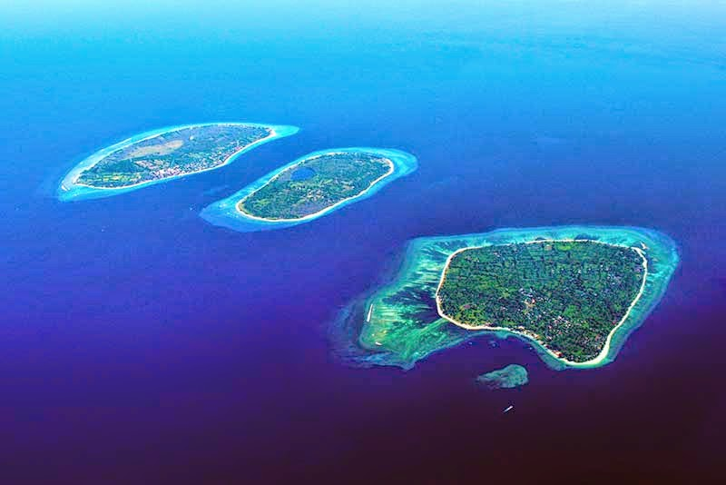 how to get to lombok island from bali