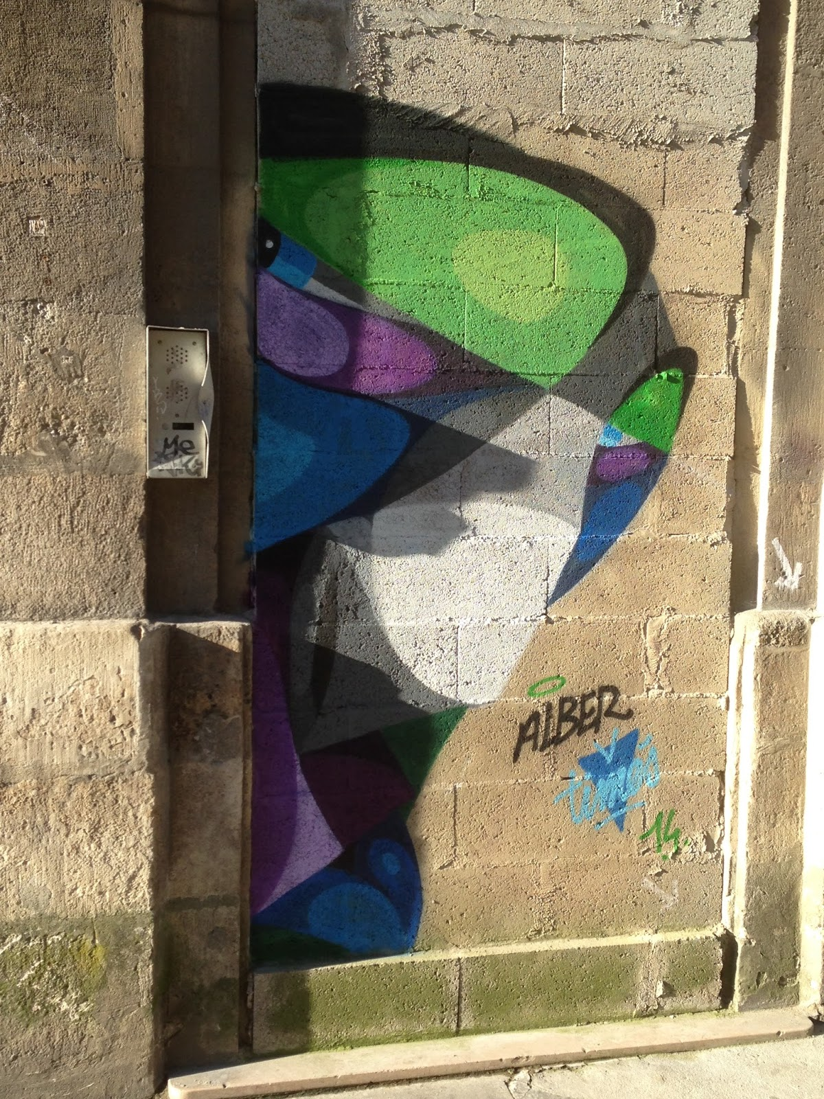 Bordeaux Street Art Alber