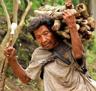 Don de Fortaleza - hombre trabajando duro