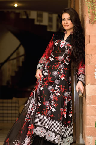 Mahiymaan Designer Series by Al Zohaib Textile Photoshoot images