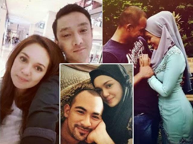 Qi Razali Belum Boleh Terima Hubungan Nelydia Dan Sharnaaz