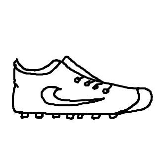 chuteira especial da Nike
