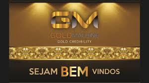 Conheça a GoldMachine Top Empresa de Forex e Mineração