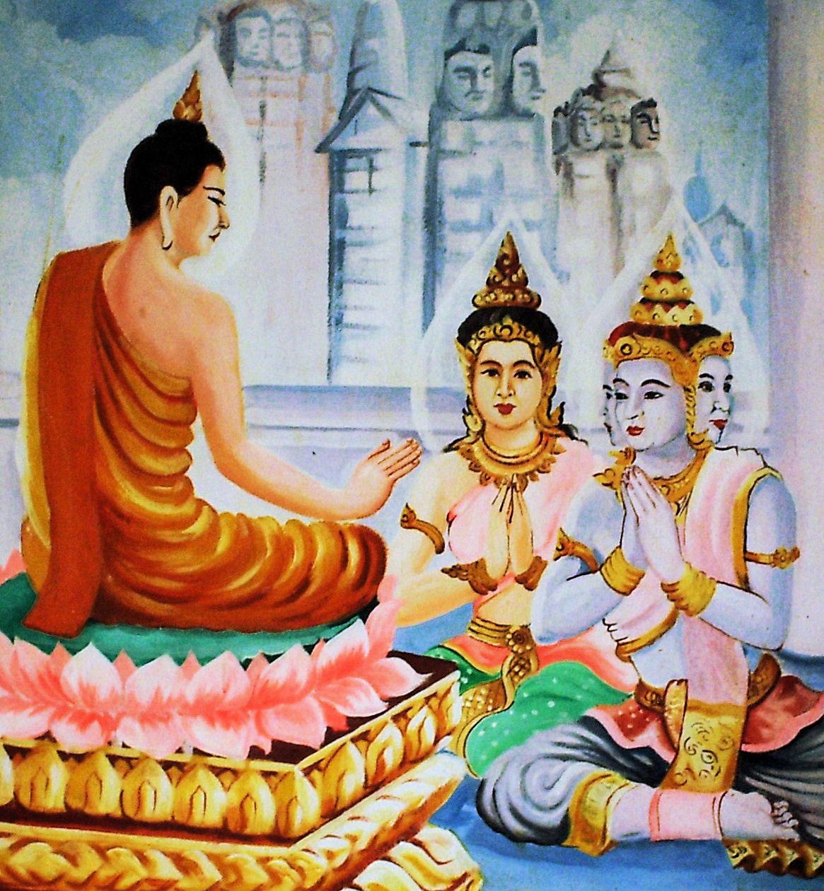 Buddhism: The Jade Turtle Records 碧龜記: Sakra