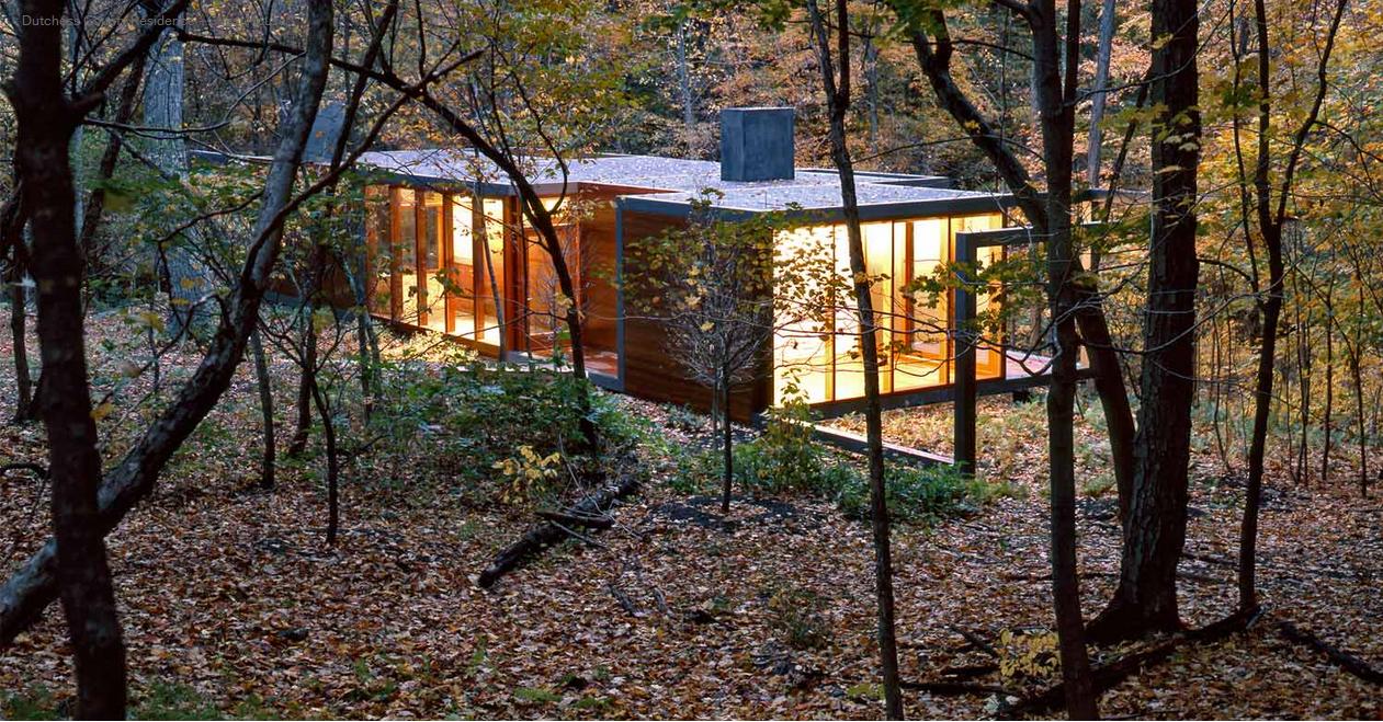 Ara azos en el cielo una casa en el bosque - Casas el bosque ...
