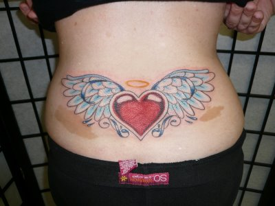 There are many heart tattoo Women mostly choose heart tattoos heart tattoo