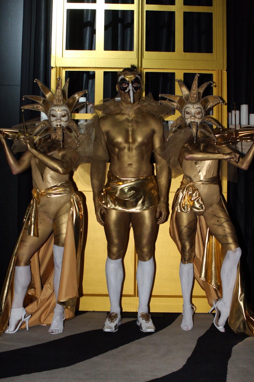 Human Statue Bodyart: Body painters Sydney