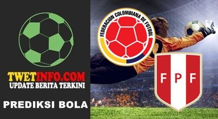 Prediksi Kolombia vs Peru, Uji Coba 09-09-2015