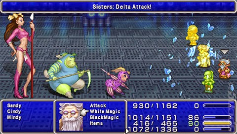 Download Final Fantasy IV - The Complete Collection ISO Single Link