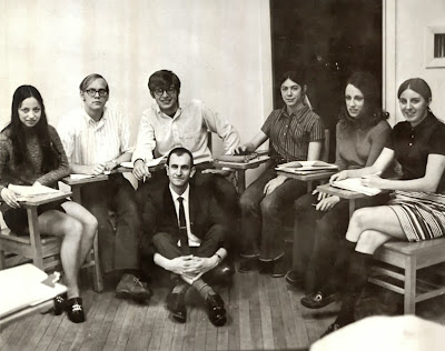 bob melonosky high school poetry club HHH east