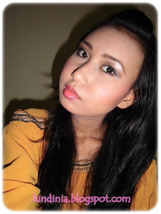 Make up ke Kantor - FOTD | kindinia's