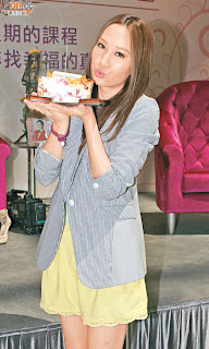 Kate Tsui Surprised Birthday, Dayo Wong Refuses to Give Kiss