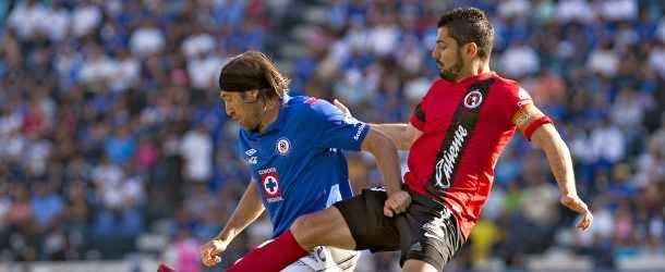 Cruz Azul vs Xolos en vivo y directo en la Liga MX 2015