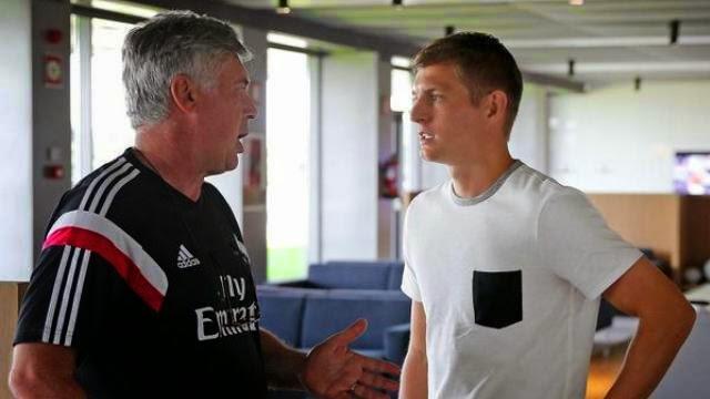 توني كروس ينضم لريال مدريد