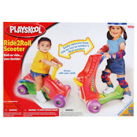 Buy Playskool Explore And Grow Ride To Roll Scooter at Rs. 1699 (After Casehback)