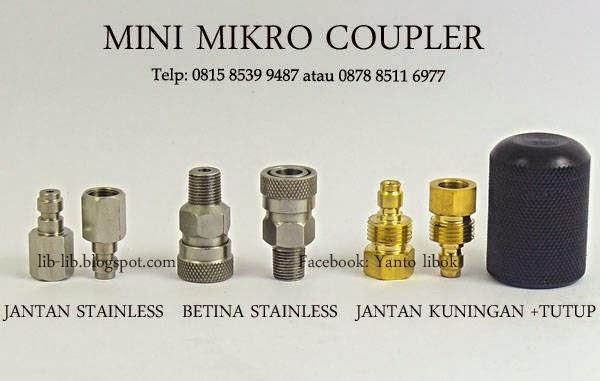 mikro kupler pompa gx