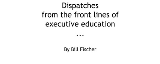 Dispatches from the front lines of executive education