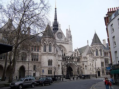 Palacio de Justicia de Londres