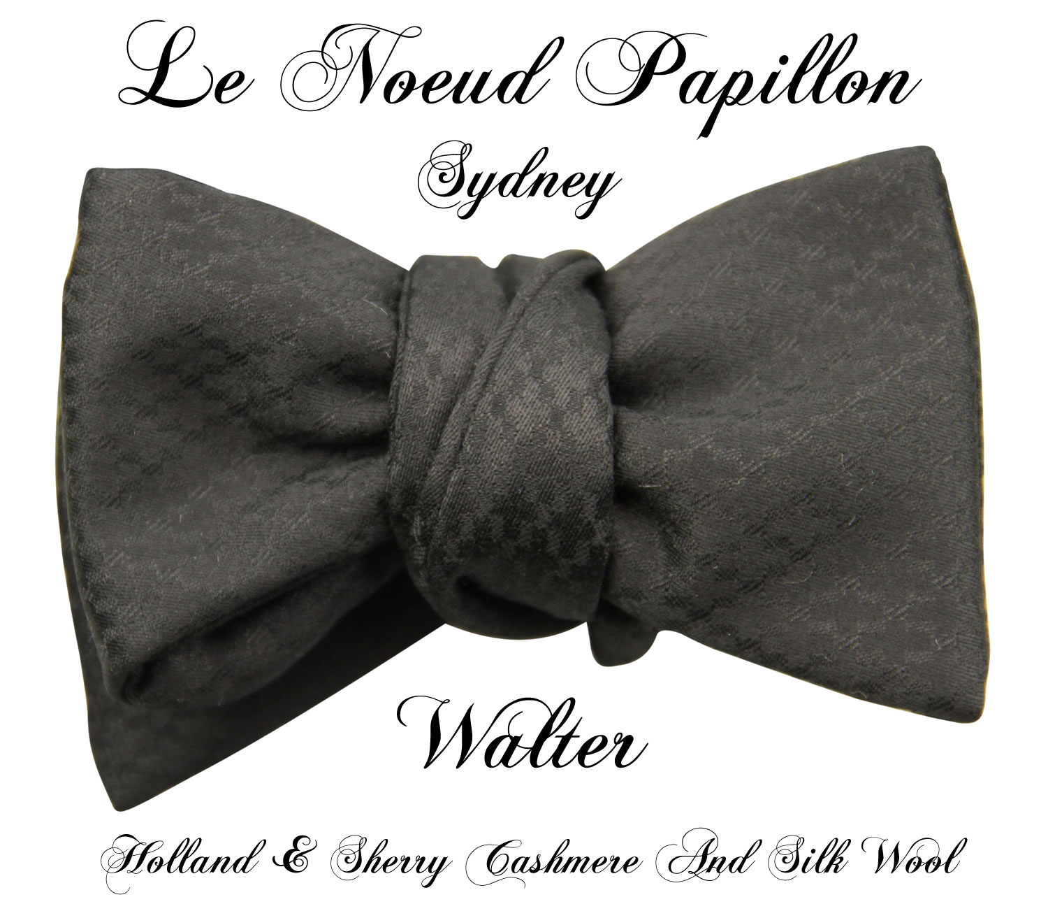 Le noeud papillon of sydney for lovers of bow ties for Papillon new york