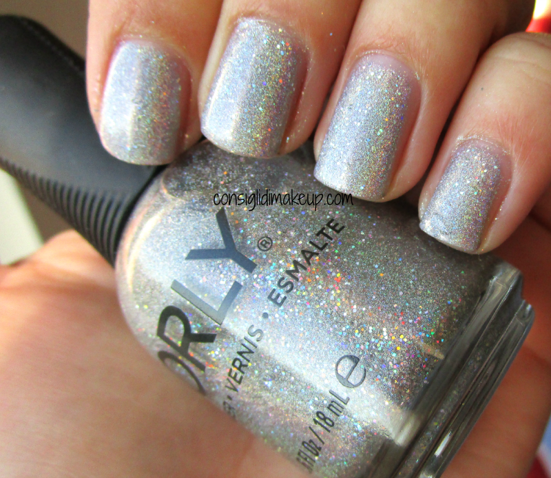 mirrorball orly sparkle