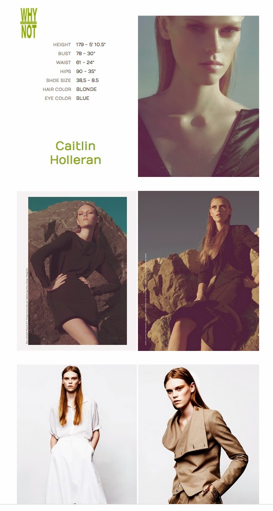 Caitlin Holleran - Cast Images - Why Not Milan