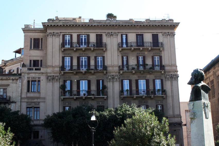 Impressionen aus Palermo