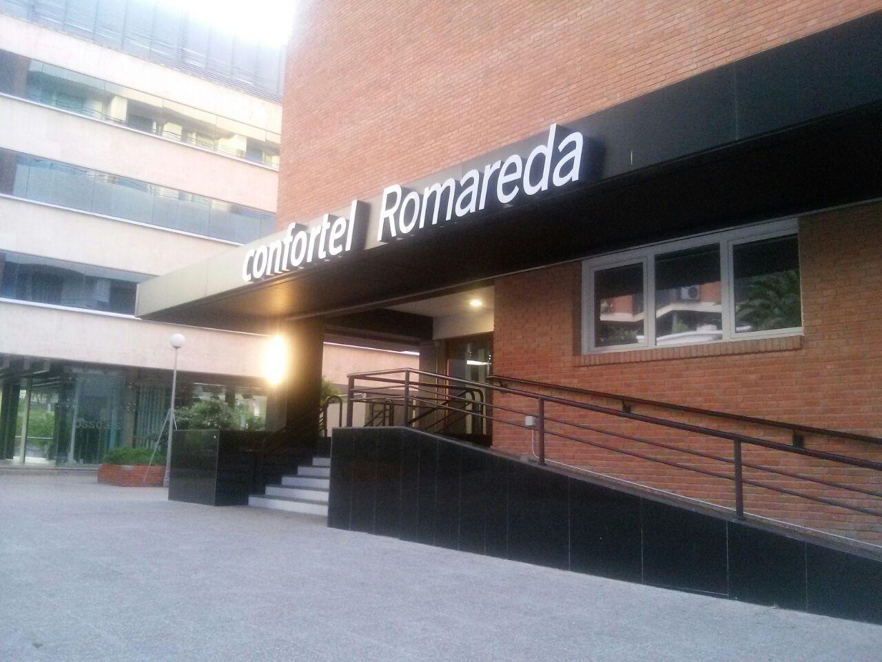 Hotel Romareda - Zaragoza