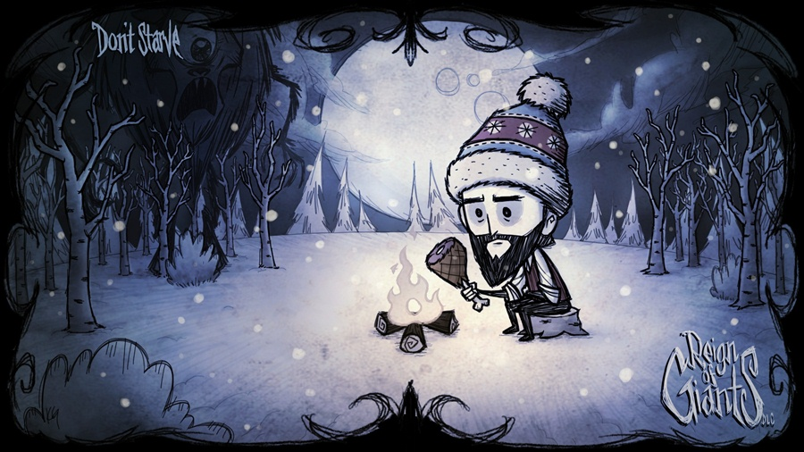 Don't Starve Reign of Giants Download Poster