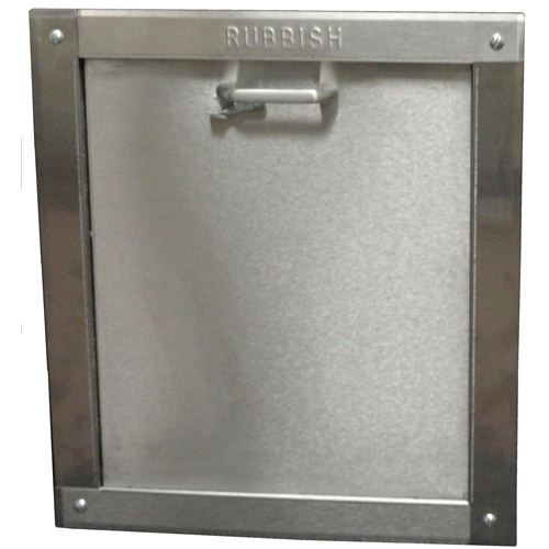 Trash Chute Door Parts : The chute doctor carries parts for