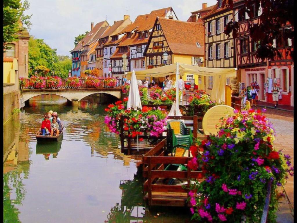 Colmar france tourist destinations for Colmar pictures