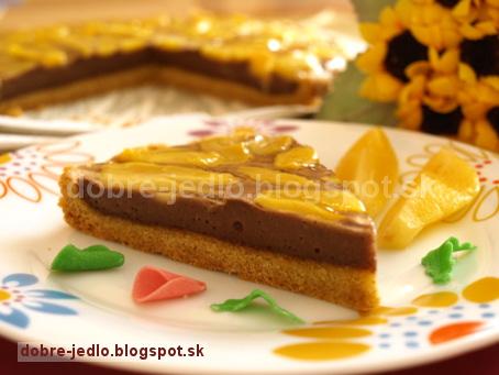 Špaldovo-krupicový koláč s hruškami - recepty