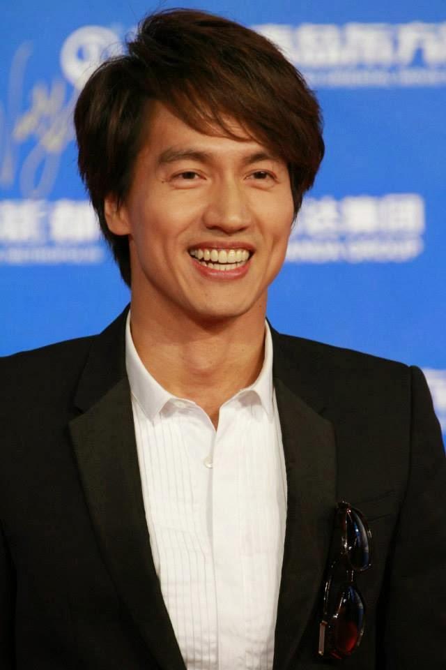 Jerry Yan At Qingdao Oriental Movie Metropolis