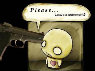 Alasan Komentar Blog Tidak Berani Di Tampilkan