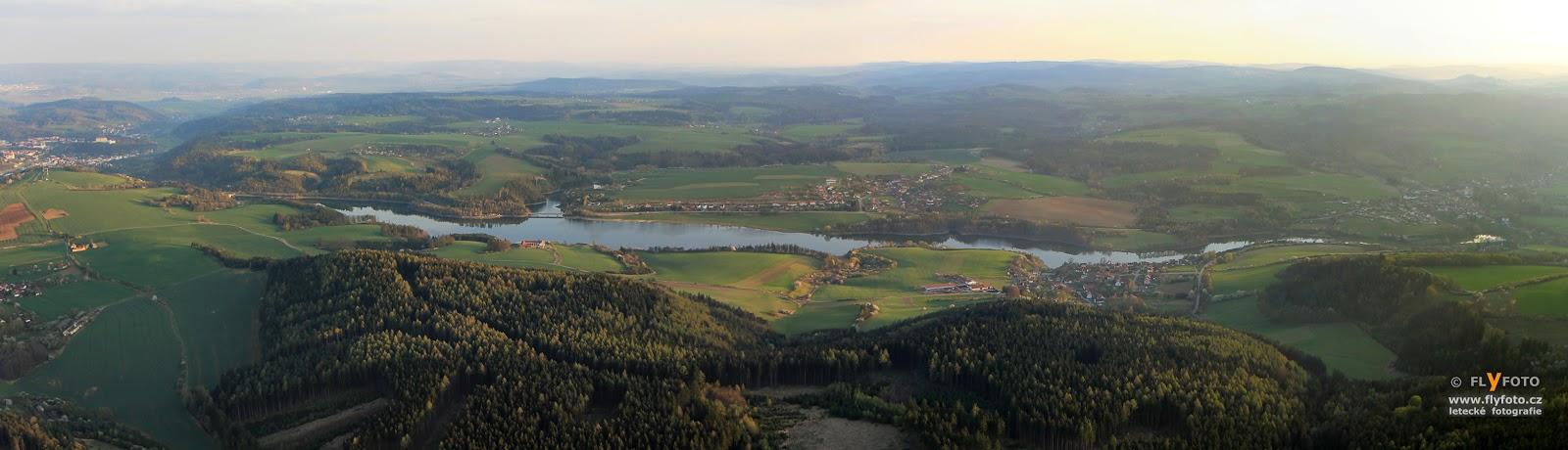 vodní nádrž Letovice