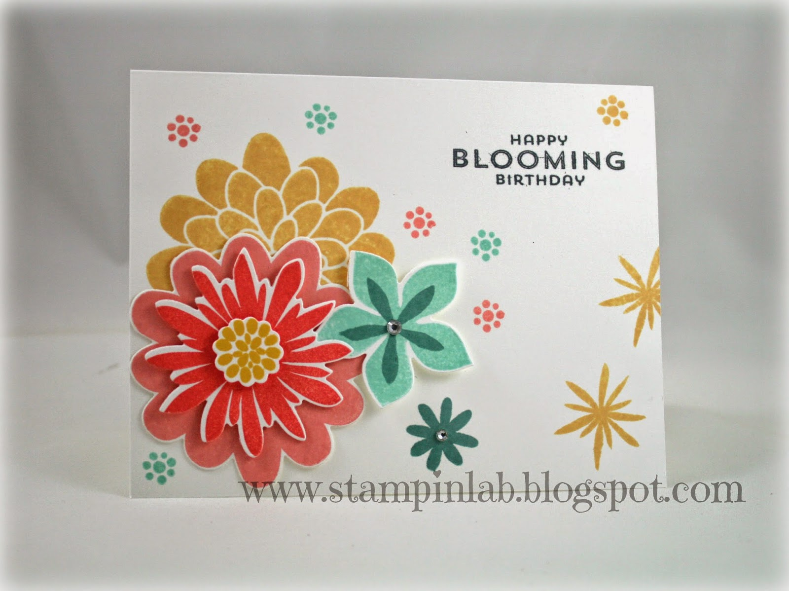 1000 images about Stampin Up Flower Patch on Pinterest