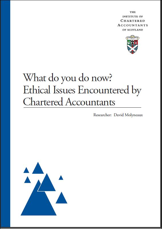 ethical dilemma of cpas It's a common issue for cpas and accounting professionals to face ethical dilemmas in the course of their work there are many rules listed out in the aicpa (american institute of certified public accountant) guide.