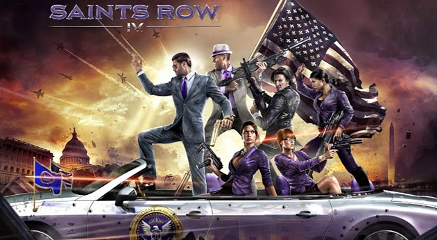 Saints Row 4 Commander in Chief Edition PC Game Download