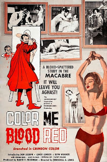 Color Me Blood Red 1965