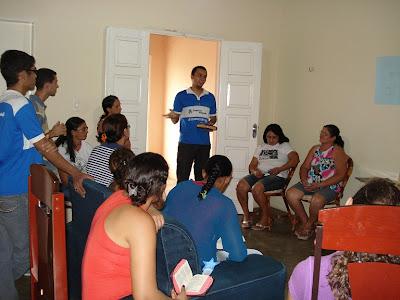Juventude Missionária realiza missão no interior do sertão da Paraíba