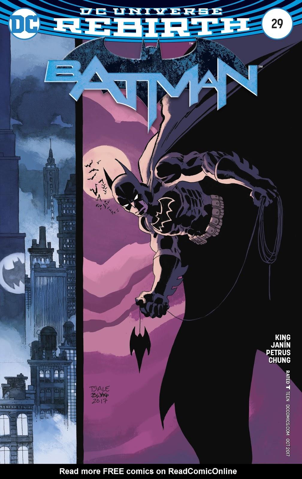Read online Batman (2016) comic -  Issue #29 - 3