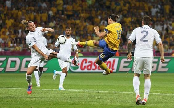 Swedia vs Prancis