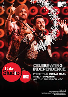 Celebrating Freedom with Coke Studio@MTV Season 4!