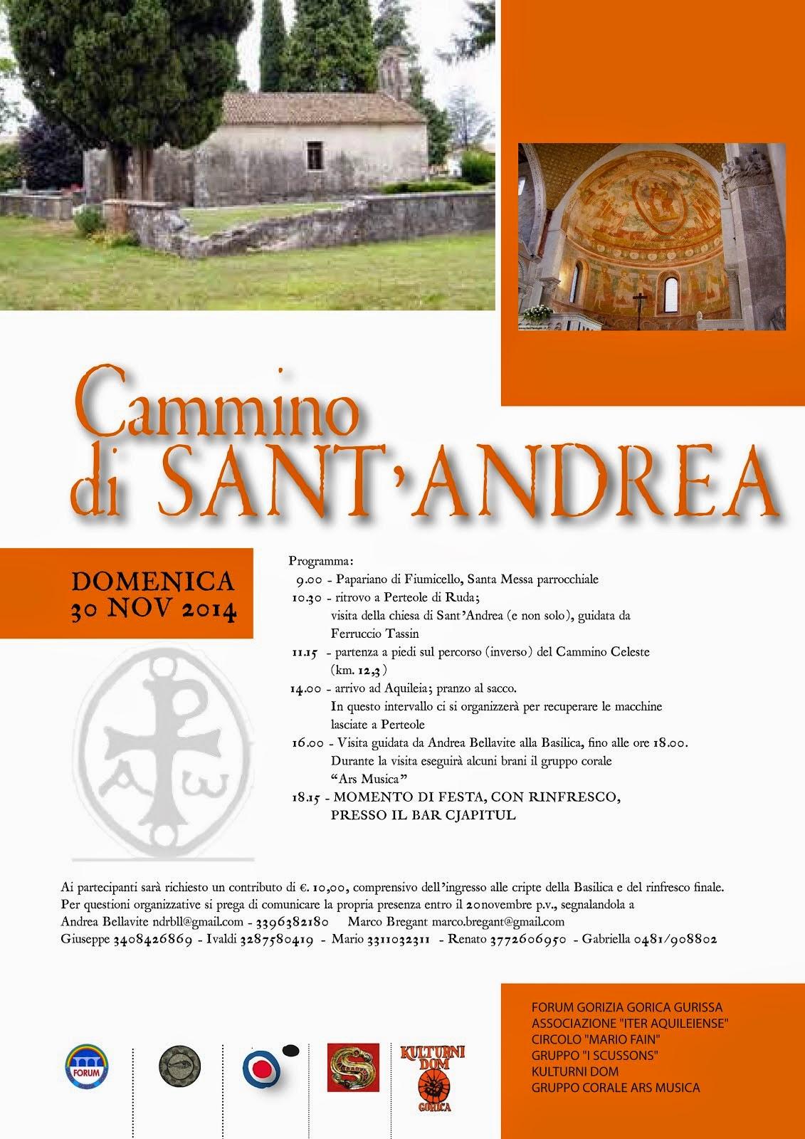 Cammino di Sant'Andrea