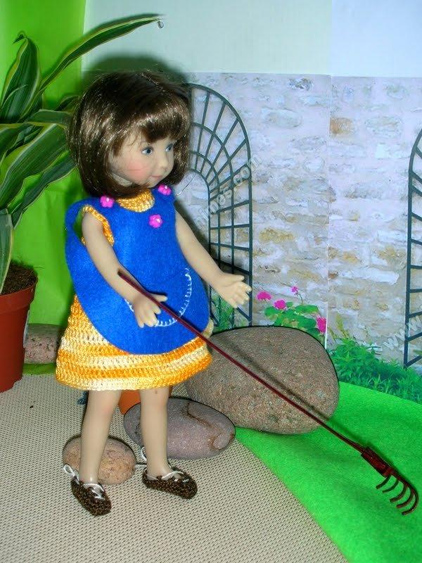 Le petit monde de line le jardin de sophie for Le jardin japonais sophie walker