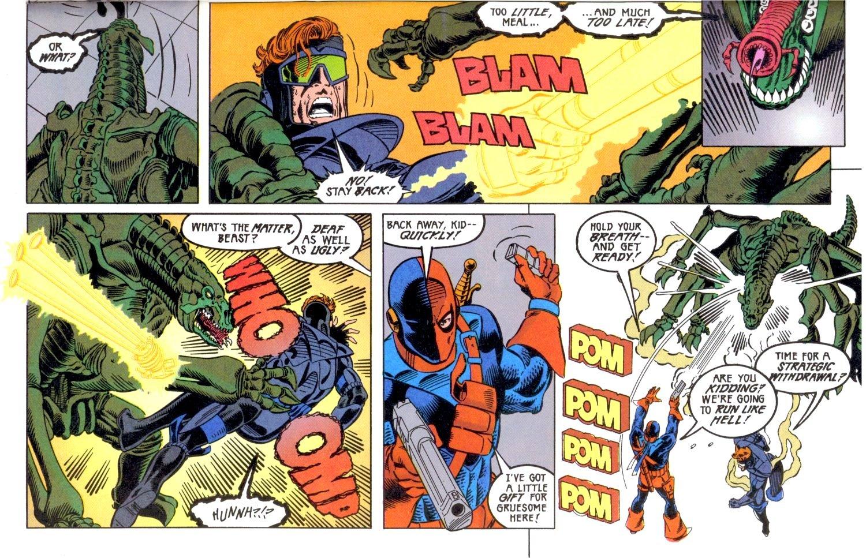 Deathstroke (1991) Annual 2 #2 - English 52
