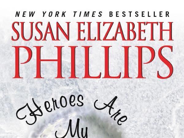 Spotlight & Excerpt | HEROES ARE MY WEAKNESS by Susan Elizabeth Phillips