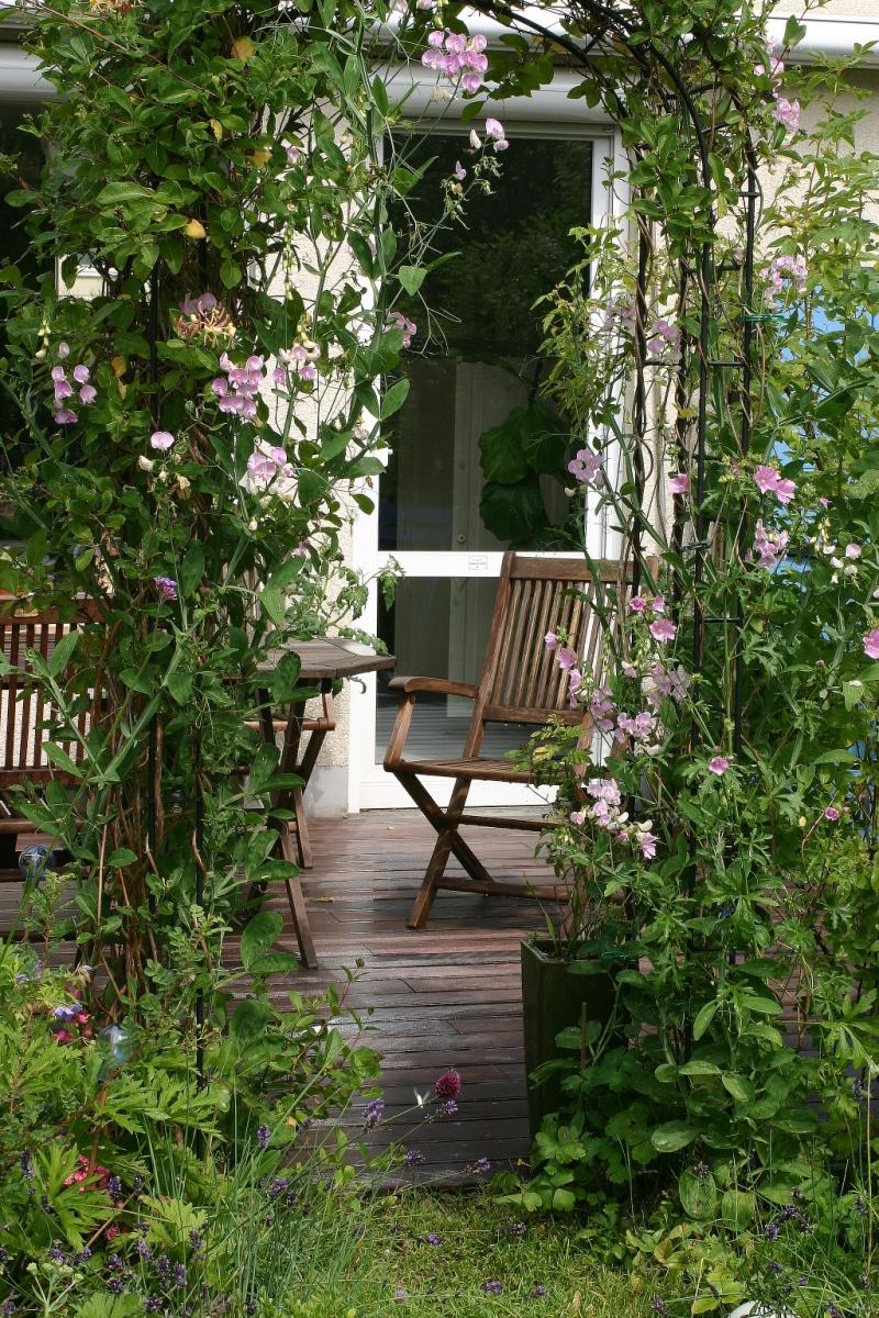 G nstig g rtnern berlebenstipps f r den reihenhausgarten for Garten neu bepflanzen
