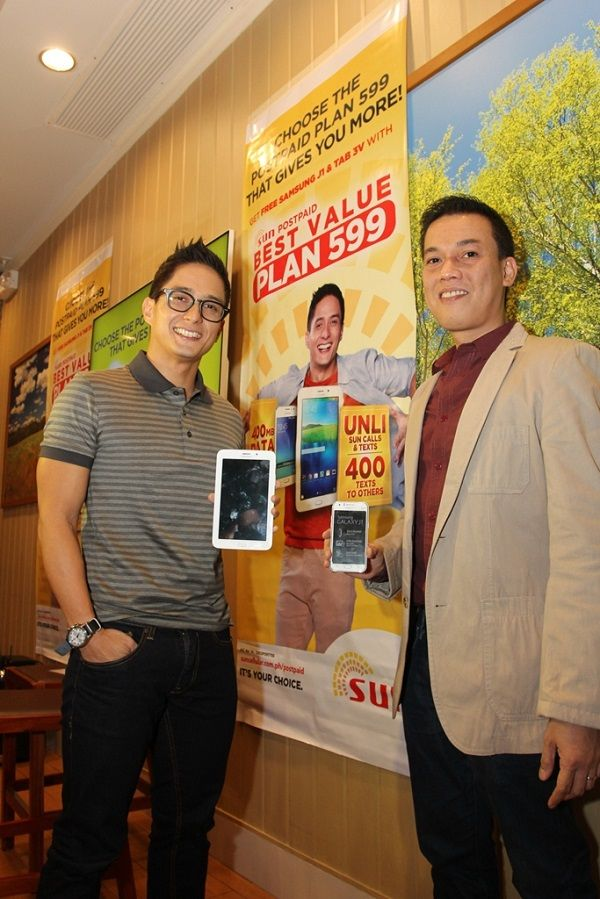 Sun with Ryan Agoncillo
